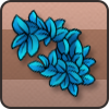 Blue Leaf Crown